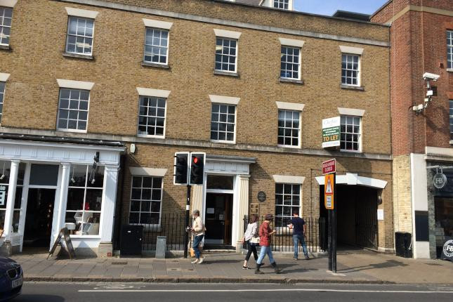 Invenia Labs Take up Regent Street Residence