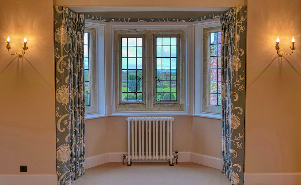 Bespoke Curtains & Fittings