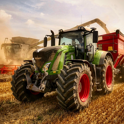 Harvesting Sussex 2018 P1