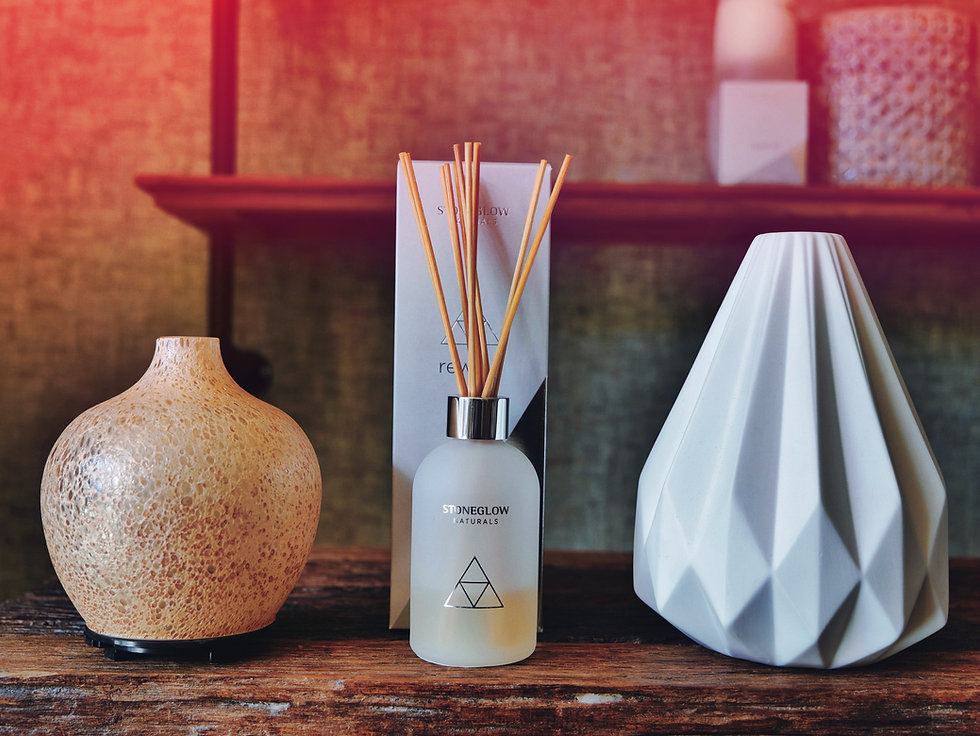 Cavills Home Fragrance - Made by Zen - Stoneglow Naturals
