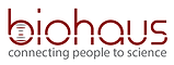 Biohaus icon NEW (horizontal version whi
