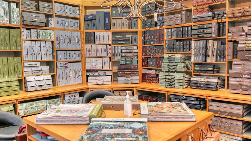 Carvills Fabric Showroom Corner-JWUK