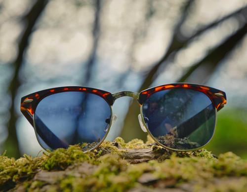 Bergen Eco - Sunglasses - Dark Lens - JW