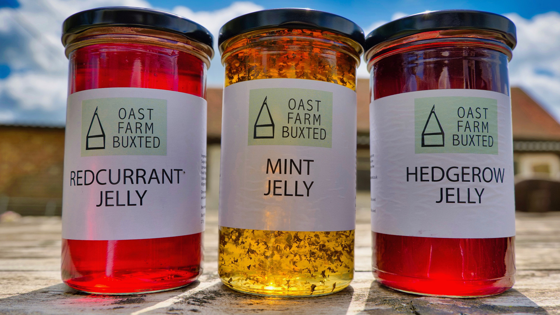 Spring/Summer/Autumn/Winter - Oast Farm Jellies
