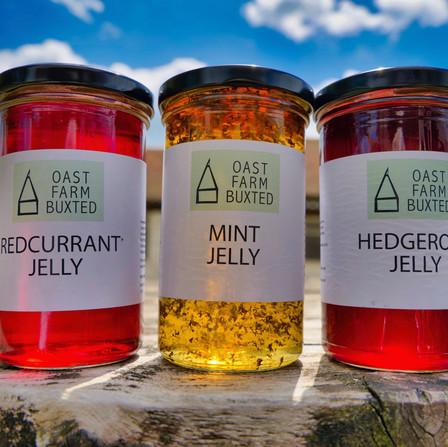 Spring/Summer/Autumn/Winter - Oast Farm Jellies