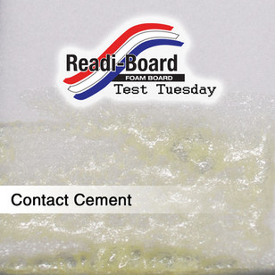 Test Tuesday: Contact Cement