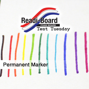 Test Tuesday: Permanent Marker