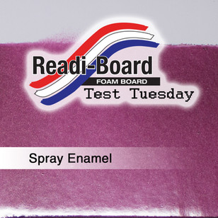 Test Tuesday: Spray Enamel