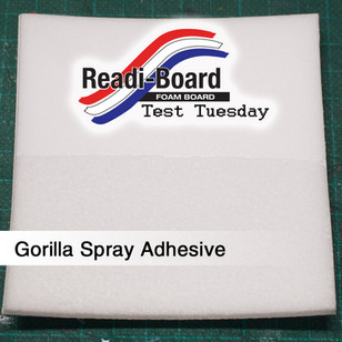 Test Tuesday: Gorilla Spray