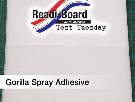 Test Tuesday: Gorilla Spray