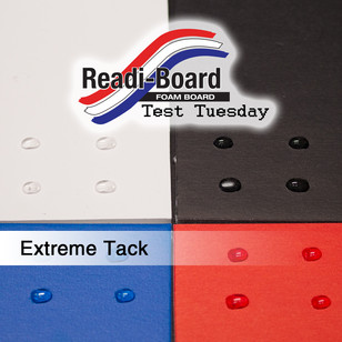 Test Tuesday: Extreme Tack