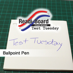 Test Tuesday: Ballpoint Pen