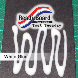 Test Tuesday:White Glue