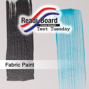 Test Tuesday: Fabric Paint