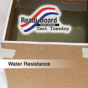 Test Tuesday: Water Resistance