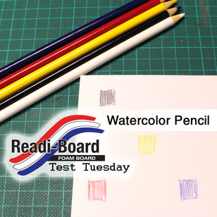 Test Tuesday: Watercolor Pencils