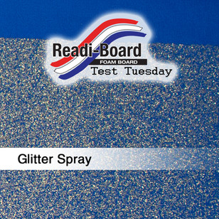 Test Tuesday: Glitter Spray
