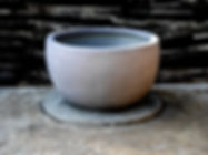 Lotus Middle Bowl Cement Planter 5.jpg