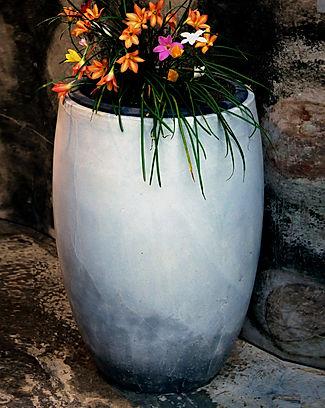Concrete Planters ConcretePlanter Vase 1