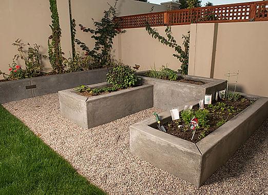 concrete planter กระถางซิเมนต์ อ่างซิเมน