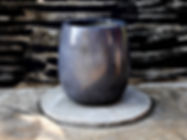 Cement Planter model 'Modern M Middle Ce