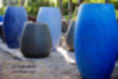 moder cement planters | กระถางปูนซเมนต์โมเดิ์น