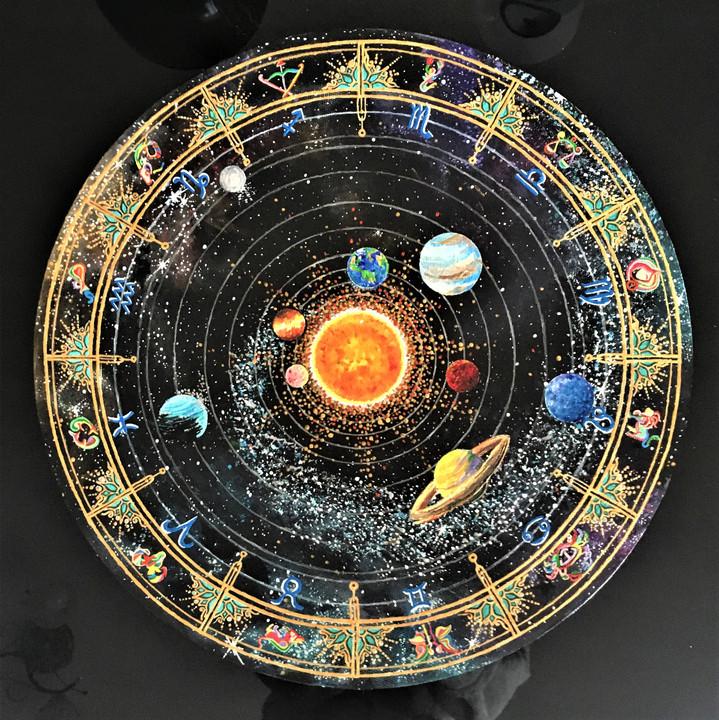 """Cosmic Dance"""