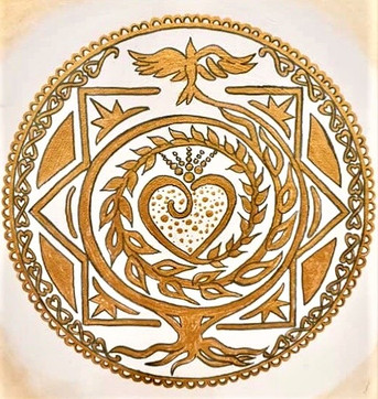 """Abundance Mandala"""