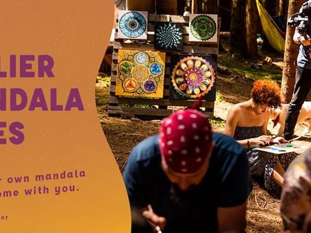 Mandala Workshop & Art Expo @ MOX 2019