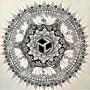 """""""Healing Mandala"""""""