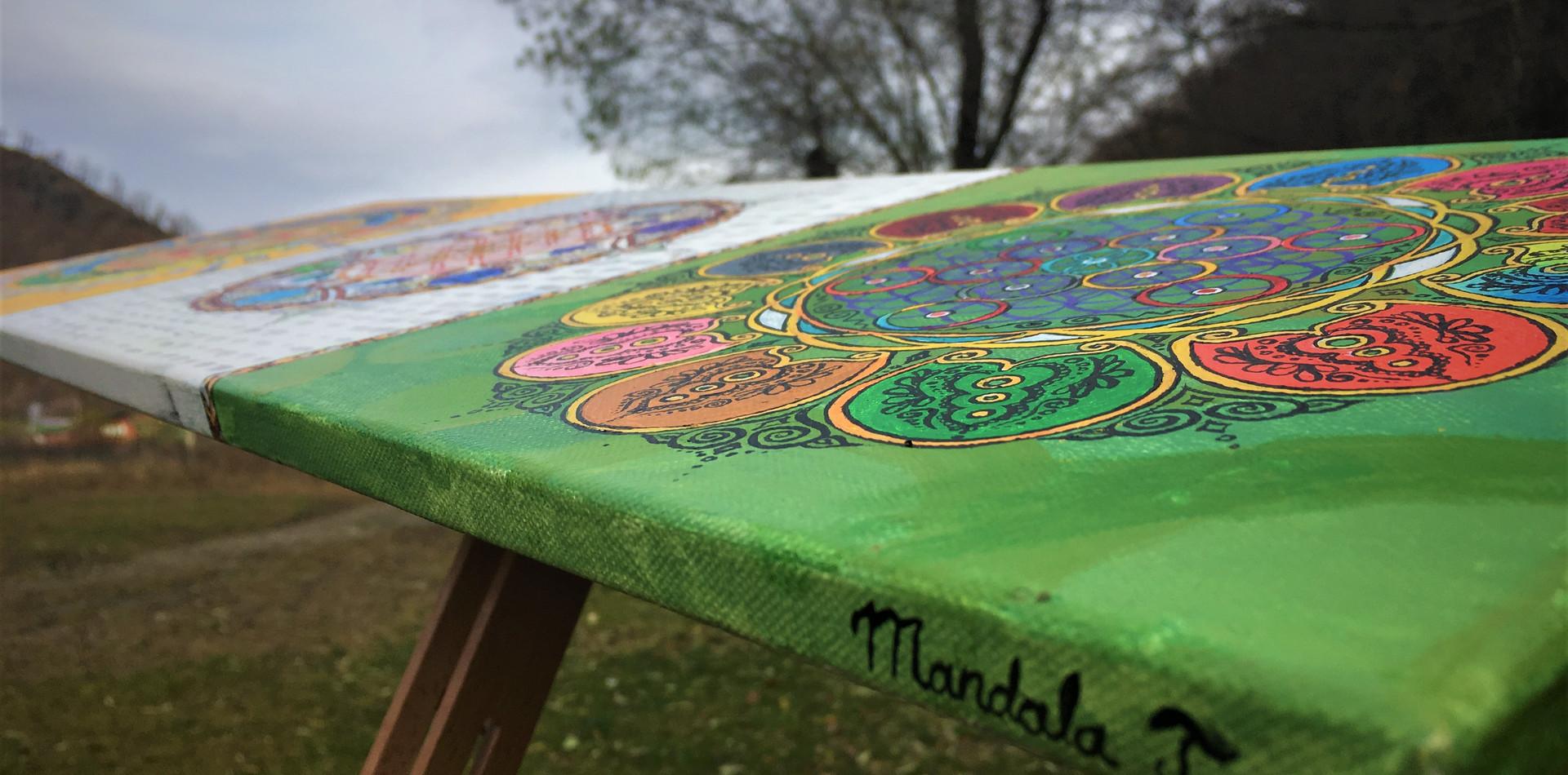 Mandala Tales
