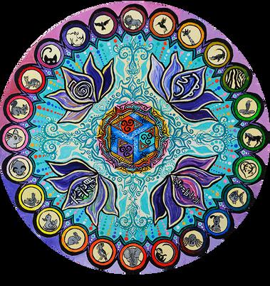 """Mandala Vindecătoare"""