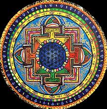 Mandala Tales Budhist Mandala