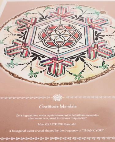 Gratitude Mandala