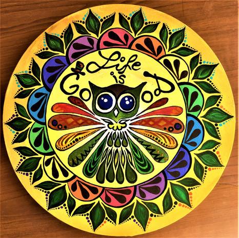 Rise & Shine Mandala