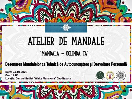 """Mandala as your mirror"""