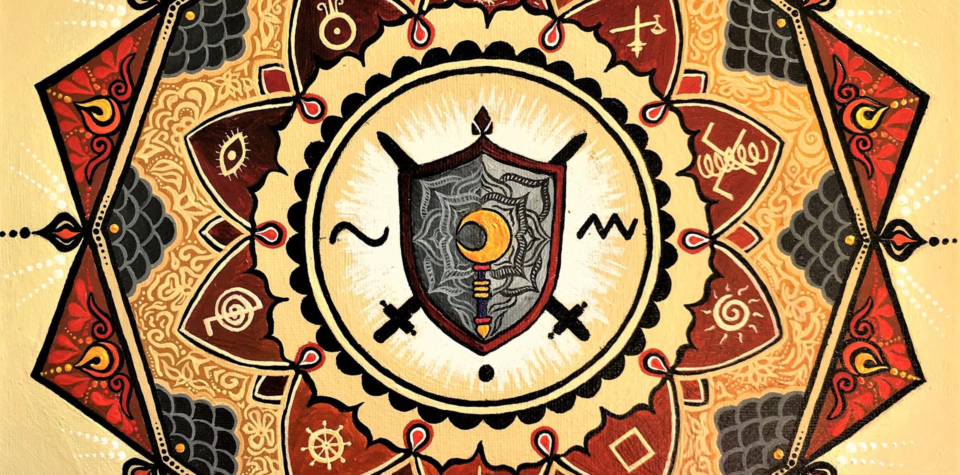 Mandala Războinică