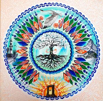 New Beginnings Mandala
