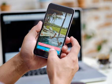 Airbnb vacation rental properties