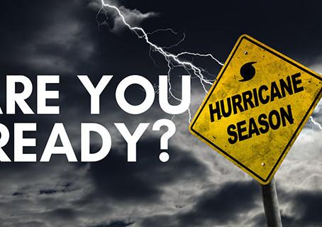 Hurricane season 2020 when it starts and how to prepare