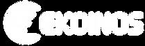 logo ekoinos blanco
