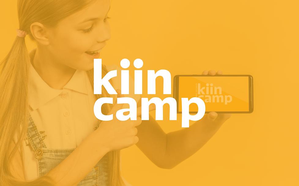 kiin camp logo