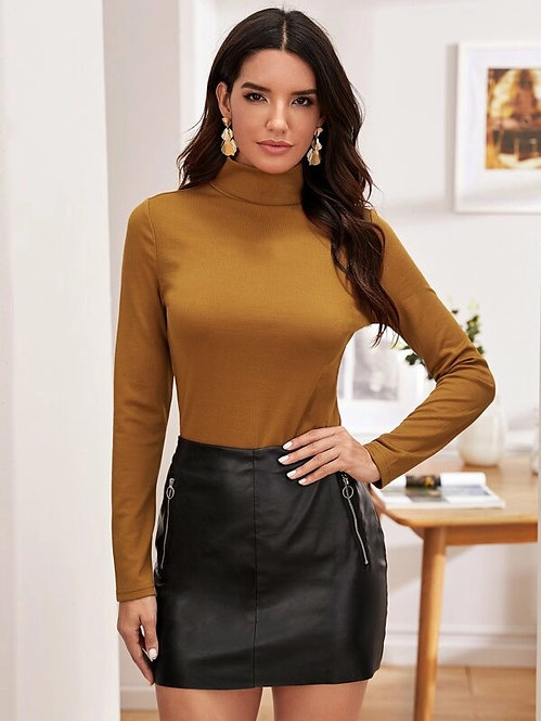 Sweater Ajustado Gold