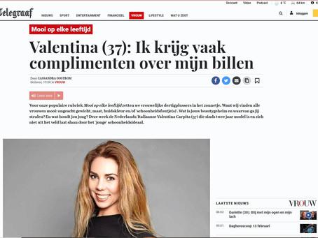 Publication Telegraaf-Vrouw