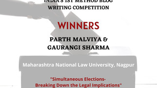 Simultaneous Elections – Breaking Down the Legal Implications