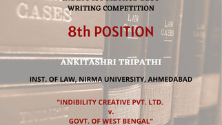 Indibility Creative Pvt. Ltd. vs. Govt. of West Bengal