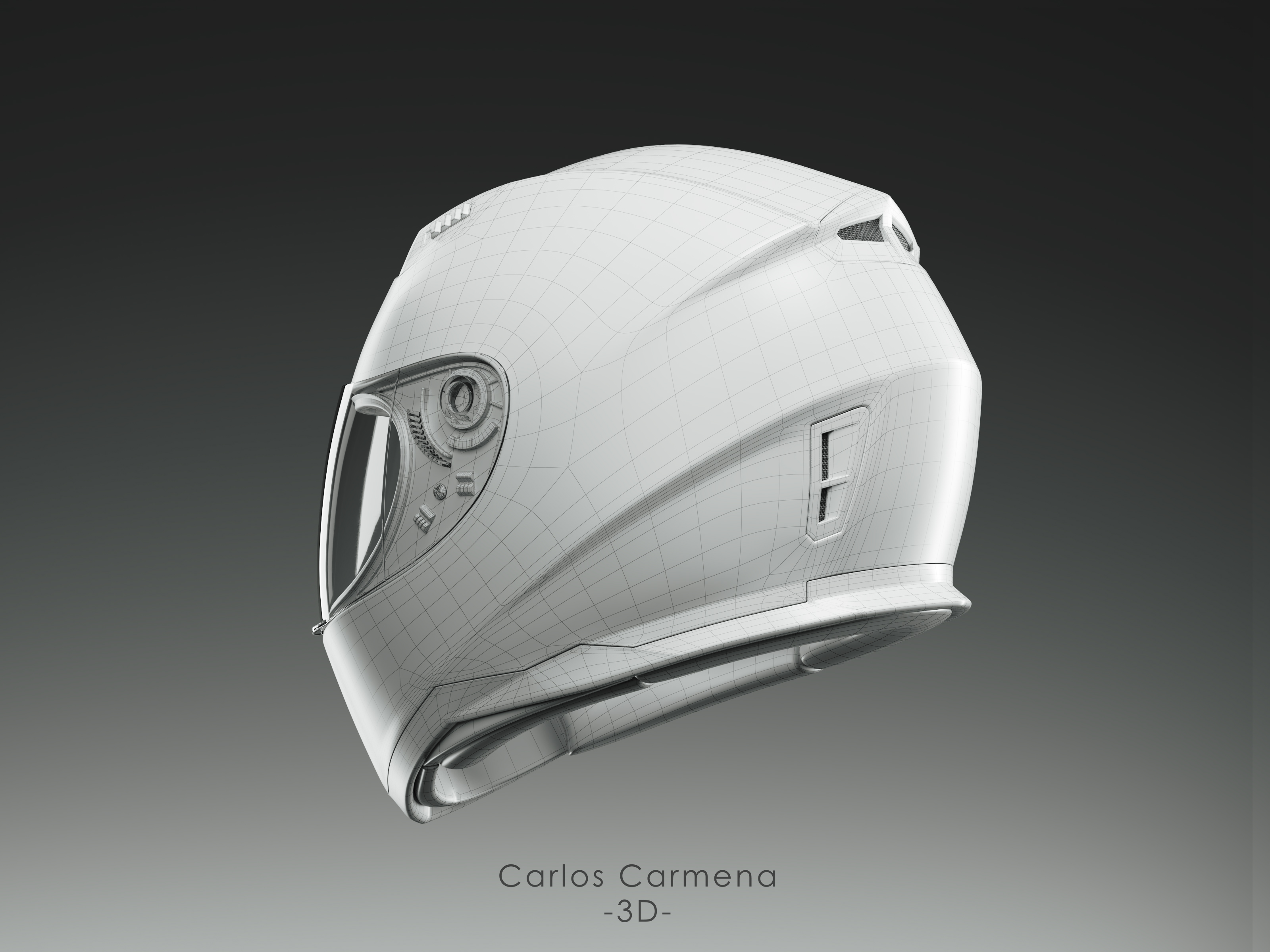 Casco_Frontal_Render_Whire_Final