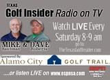Watch Texas Golf Insider LIVE!