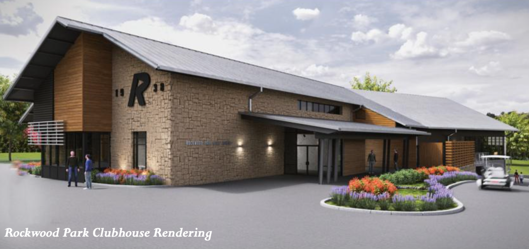 Rockwood Park Clubhouse Rendering