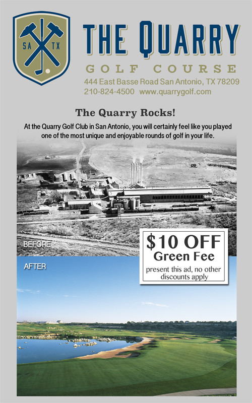 The Quarry Golf Course